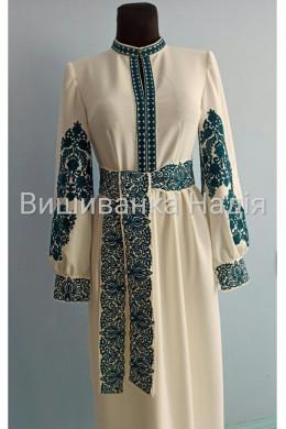 Вишита жіноча сукня ГАРМОНІЯ