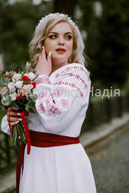 Вишита жіноча сукня ЗОРЕПАД