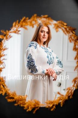 Вишита жіноча сукня МРІЯ